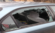 Help prevent theft from your vehicle – Don't be an easy target!
