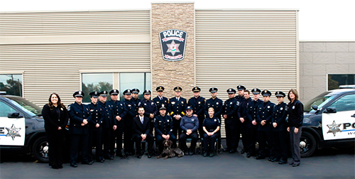 WPD Full Staff Photo 2020